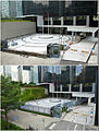 CGO East Wing Entry Plaza Compare 2012 vs 2014.jpg