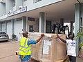 COVID-19 Equipment to Togo (05890097) (50018358793).jpg