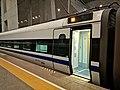 CRH1E-1072 as D942 arrived at Xiamen North railway station.jpg