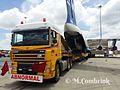 CTF East DAF XF - Loading Starlite Super Puma into Silkway IL76. (31576636725).jpg
