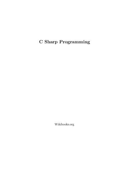 File:C Sharp Programming.pdf