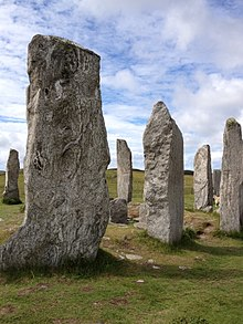 Callanish Stones Wikipedia