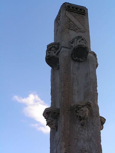 Calvaire de Vitry-en-Perthois (Classé)