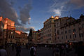 Campo de' Fiori at sunset.jpg