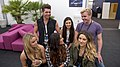 Can-linn & Kasey Smith, ESC2014 Meet & Greet 08.jpg
