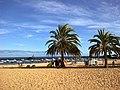 Canaries Tenerife Playa Teresitas Puerto San Andres - panoramio.jpg
