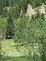 Canmore Cemetery ^ hoodoos - panoramio.jpg