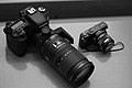 Canon EOS 7D and Panasonic Lumix GM1.jpg