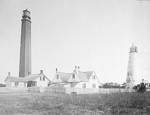 SS Ozama (1881) - Cape Romain Lighthouses