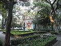 Capilla de San Lorenzo Mártir, Ciudad de México, desde la plaza.JPG