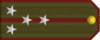 Captain rank insignia (North Korean secret police).png