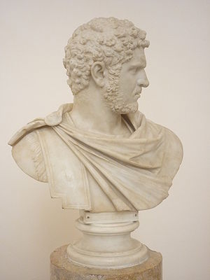 Bust of Carcalla