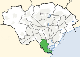 Grangetown (Cardiff electoral ward) electoral division of the unitary authority of Cardiff