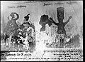 Caricatures dessinées par les Allemands - La Fère, Aisne, octobre 1918.jpg