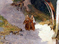 Carl Blechen, Weg nach Castel Gandolfo (Detail3).jpg