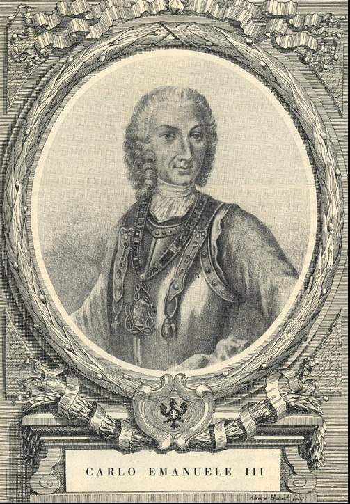 Carlo Emmanuele III di Savoia 1701 1773