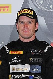 Carlo van Dam Dutch racing driver