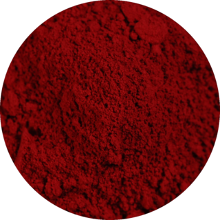 Carmine (color) color