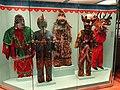 Carnival costumes - Museo de las Americas - San Juan, Puerto Rico - DSC06935.JPG