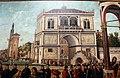 Carpaccio, storie di s.orsola 03, Ritorno degli ambasciatori alla corte inglese, 1495 ca. 04.JPG