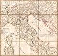 Carta postale e stradale dell'Italia LOC 2018588026.jpg