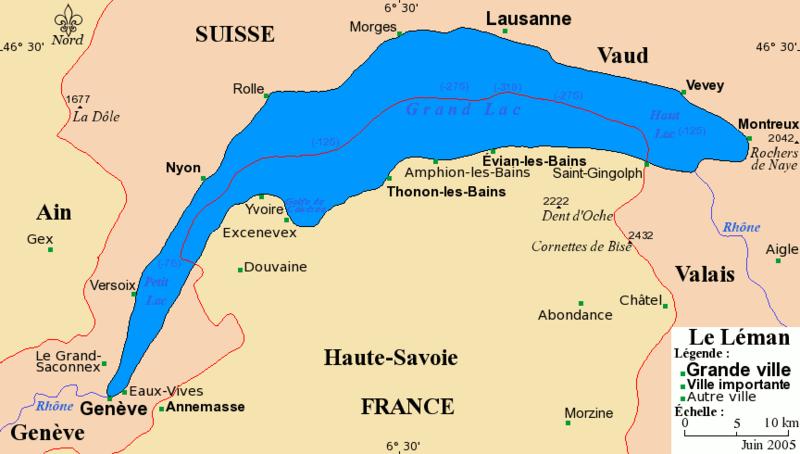 Fichier:Carte du Léman.png