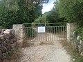 Castillo de Santa Àgueda Acceso al camino que sube al Castillo 20180702 181814 Richtone(HDR).jpg