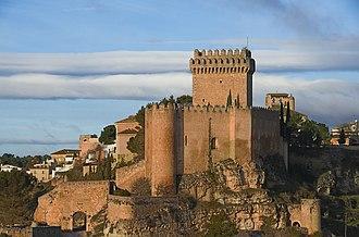 Alarcón - Castle of Alarcón.