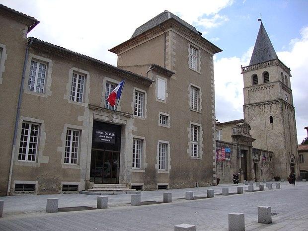 Monument historique à Castres