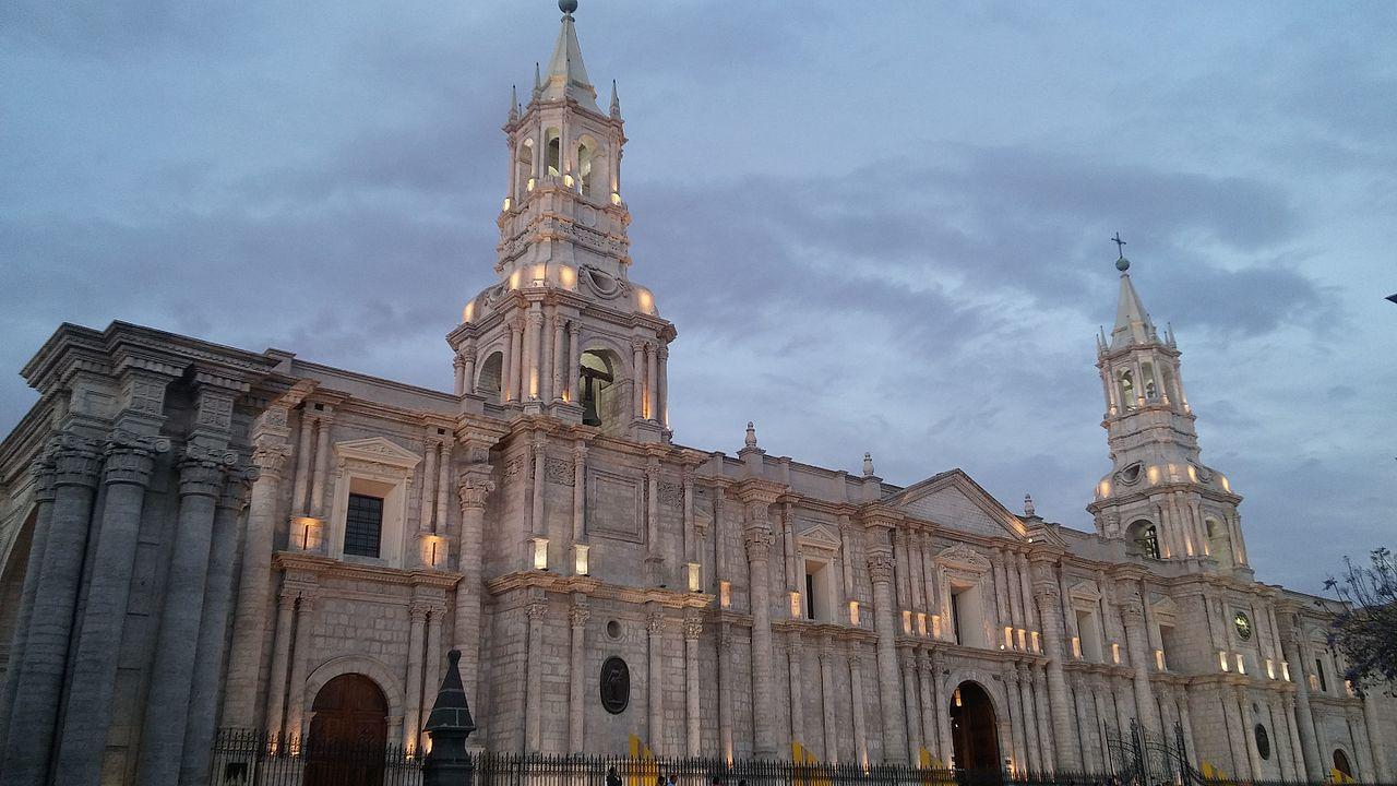 Katedral Arequipa, Arequipa