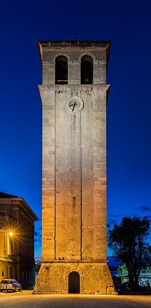 Pula Cathedral, Pula, Croatia.