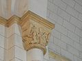 Cause-de-Clérans église Cause chapiteau transept.JPG
