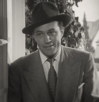 Don Haggerty - Haggerty in Cause for Alarm! in 1951