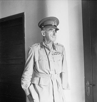 Adrian Carton de Wiart - Adrian Carton de Wiart during World War II, photographed by Cecil Beaton