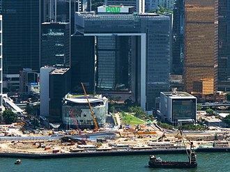 Legislative Council Complex - Image: Central Government Offices 20110813