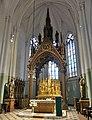 Central altar in Rokiskis church.jpg