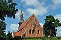 Cerkwica (Karnice, Powiat Gryficki) Kirche, f (2011-08-01) by Klugschnacker in Wikipedia.jpg