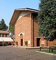 Cesate - villaggio INA - chiesa parrocchiale - facciata.jpg