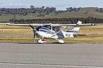 Cessna 182T Skylane (VH-JXV) at Wagga Wagga Airport.jpg