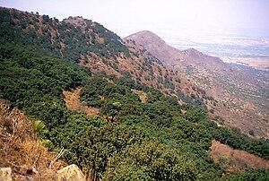 Atotonilco de Tula - El Estudiante mountain.