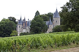 The Château of Tracy