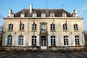 Rixensart - Image: Château du Héron 02