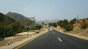 Lower Dir District - Chakdara Timargara Road
