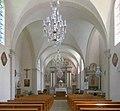 Chamesol, Église Saint-Ermenfroi à l'intérieur.jpg