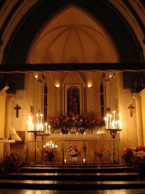 Chapelle Notre Dame de la Bonne Fontaine à Domjevin