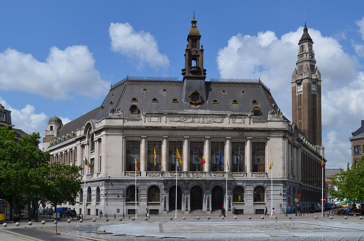 Charleroi Hotel De Ville