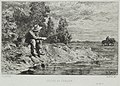 Charles-Émile Jacque - Fishing - 1921.1449 - Cleveland Museum of Art.jpg
