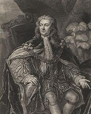 Charles Lennox, 2nd Duke of Richmond, Duke of Lennox.jpg