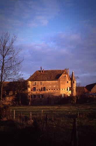 Château de Breuschwickersheim - Château de Breuschwickersheim