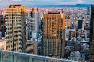 Chayamachi Osaka